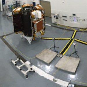 Satelity během příprav