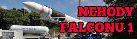 Co způsobilo selhání Falconu 1?